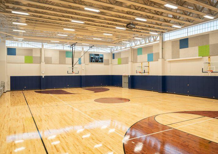 Grand Rapids Public Schools Gymnasium
